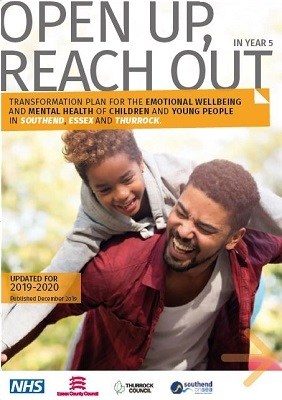 Open up reach out front cover 2